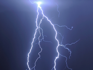 Lightning claims one more life in active year