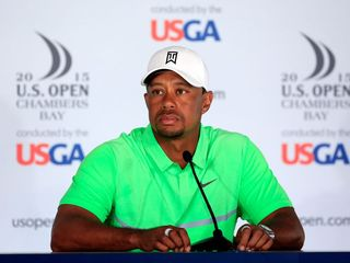 Woods to sit out Open and miss another major