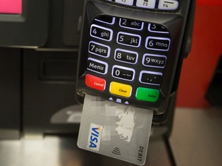 Businesses slow to upgrade credit card machines