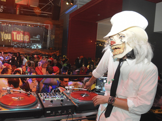 A Halloween party playlist for the 21st century