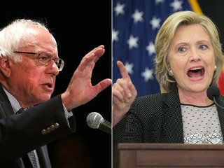 Bernie Sanders to vote for Hillary Clinton