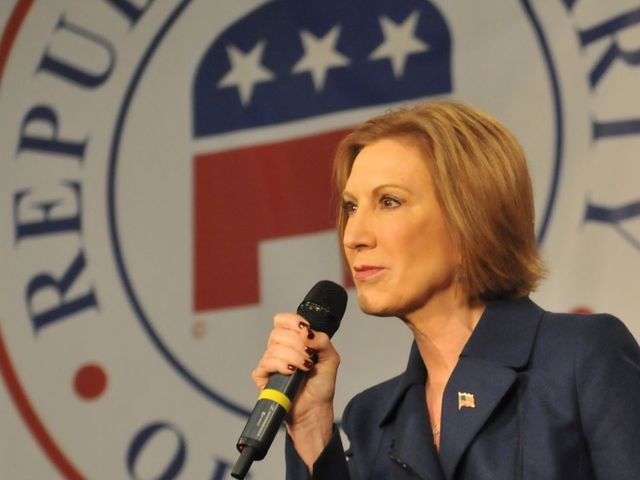 Fiorina drops out of GOP race