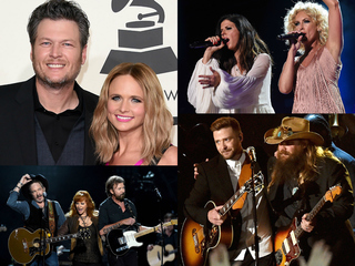Country music in 2015: Hits, splits, debuts