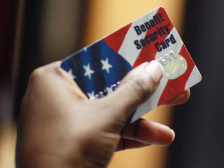 Bill would allow drug testing for food stamps