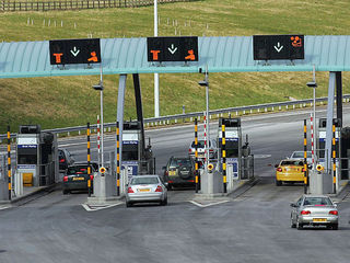 Officials say man owes $12K in unpaid tolls