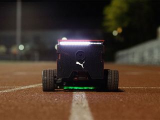 Can Puma's BeatBot motivate you to run faster?