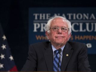 Sanders wins presidential primary in Indiana