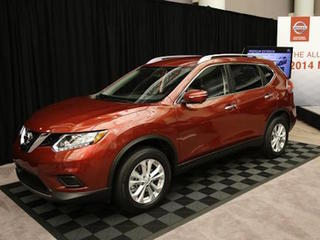 Nissan recalls Rogues