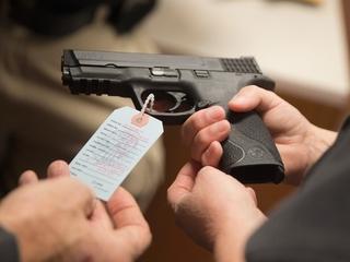 Social Security benefits may affect gun buyers