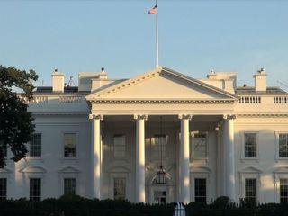 White House put on lockdown on Memorial Day