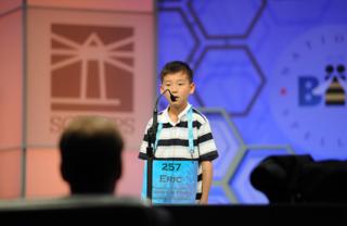 Watch: 360-degree video of Spelling Bee finale