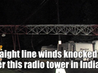 WATCH: The power of straight-line winds