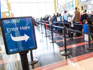 What it takes to get on the TSA's PreCheck list
