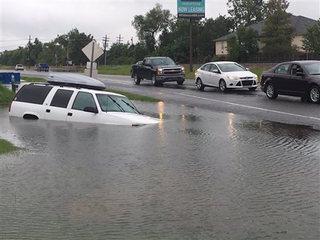 GALLERY: Floods swallow Louisiana