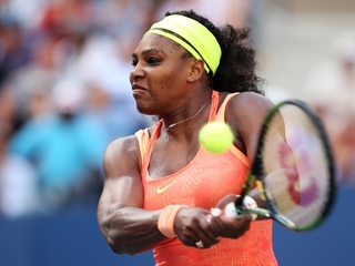 Serena Williams proves hard to stop