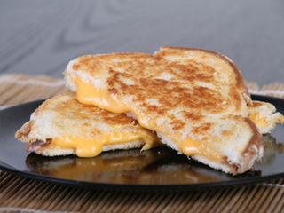 Use this to make your grilled cheese delicious