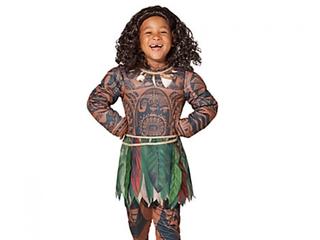 Disney's 'Moana' costume draws criticism