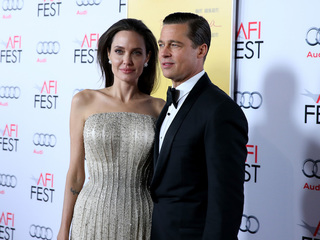 Clooney reacts to Brangelina divorce