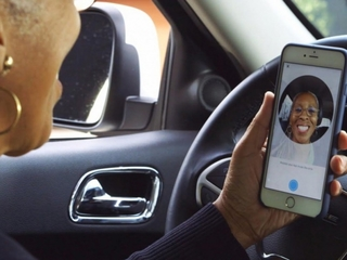 Uber asks drivers to take selfies for security