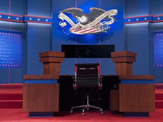 The first presidential debate blog