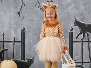 11 kids' Halloween costumes to make with a tutu