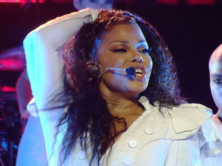 Janet Jackson pregnant for first time at 50