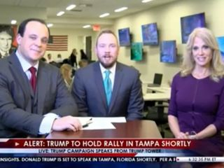 Trump campaign launches nightly livestream