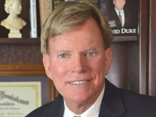Former KKK leader to be part of Senate debate