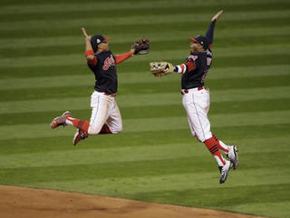 Cleveland wins World Series opener against Cubs