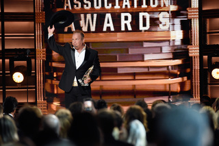 Garth Brooks finds big CMA win, performs with...