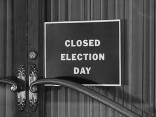 Why isn't Election Day a holiday?