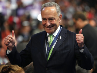 Chuck Schumer says Tom Price may have broken law