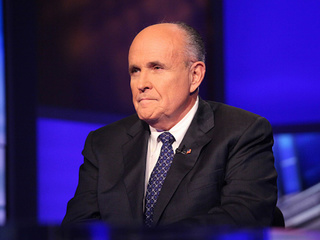 Rudy Giuliani the favorite to be Trump's SOS