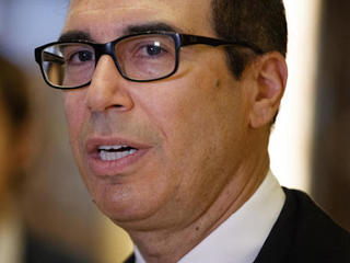 Trump voter lost home to new Treasury secretary