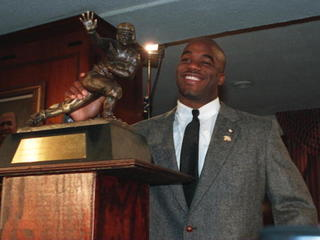 Former Heisman Trophy winner found dead