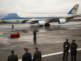 Trump wants to cancel new Air Force One order