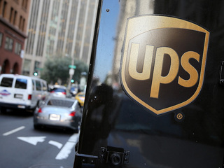 UPS driver shot, killed when he stopped for food