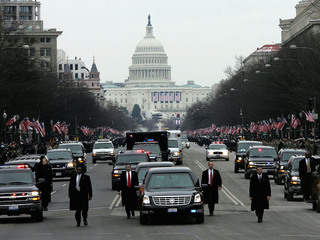 Schedule of DC presidential inauguration events