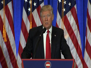 Confidence drops in Trump transition, poll shows