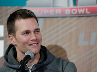 Tom Brady calls the last year 'challenging'
