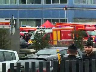 Man shot, killed by security at Paris airport