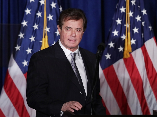Ex-Trump campaign boss slams report on Ukraine ties
