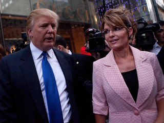 Palin, Nugent and Kid Rock go to the White House