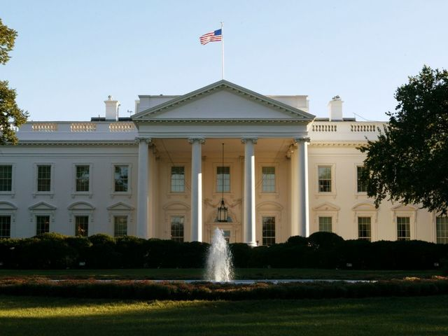 White House on lockdown after person jumps barrier: Secret Service