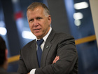 US Senator hospitalized after race incident