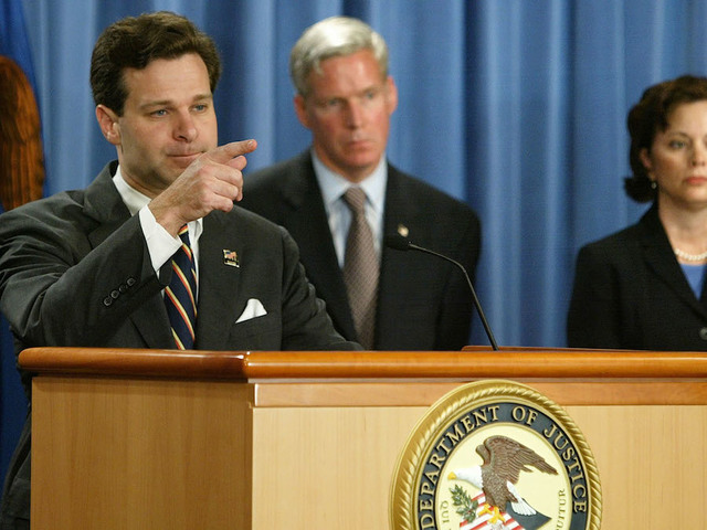 Christopher Wray is Trump's Choice for FBI Director