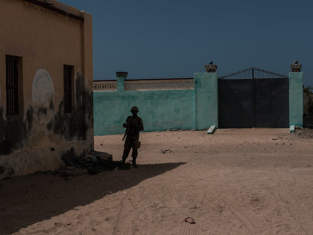 Almost 70 dead in al-Shabab attack on Somalia military base