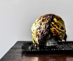 Beer-can cabbage is popular grilling trend