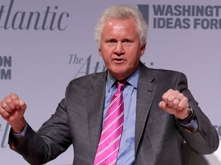 Jeff Immelt stepping down as CEO of GE