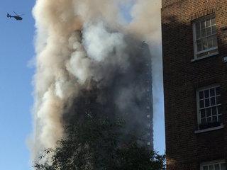 Arconic halts sale of panels after London fire